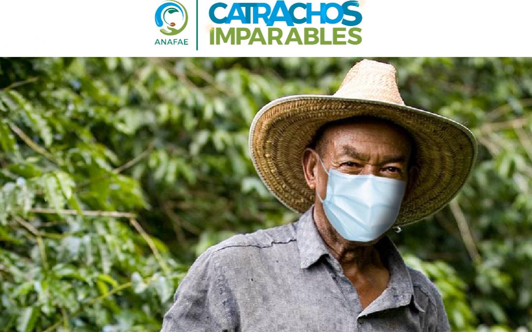 """Lanzan campaña """"Catrachos Imparables"""" para apoyar la prevención del COVID-19 en zonas rurales"""