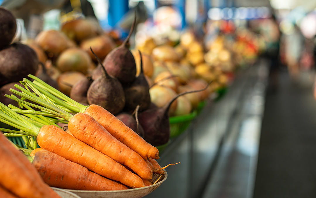 Juntos por la Soberanía Alimentaria ¡Produzcamos, compremos y comamos local!