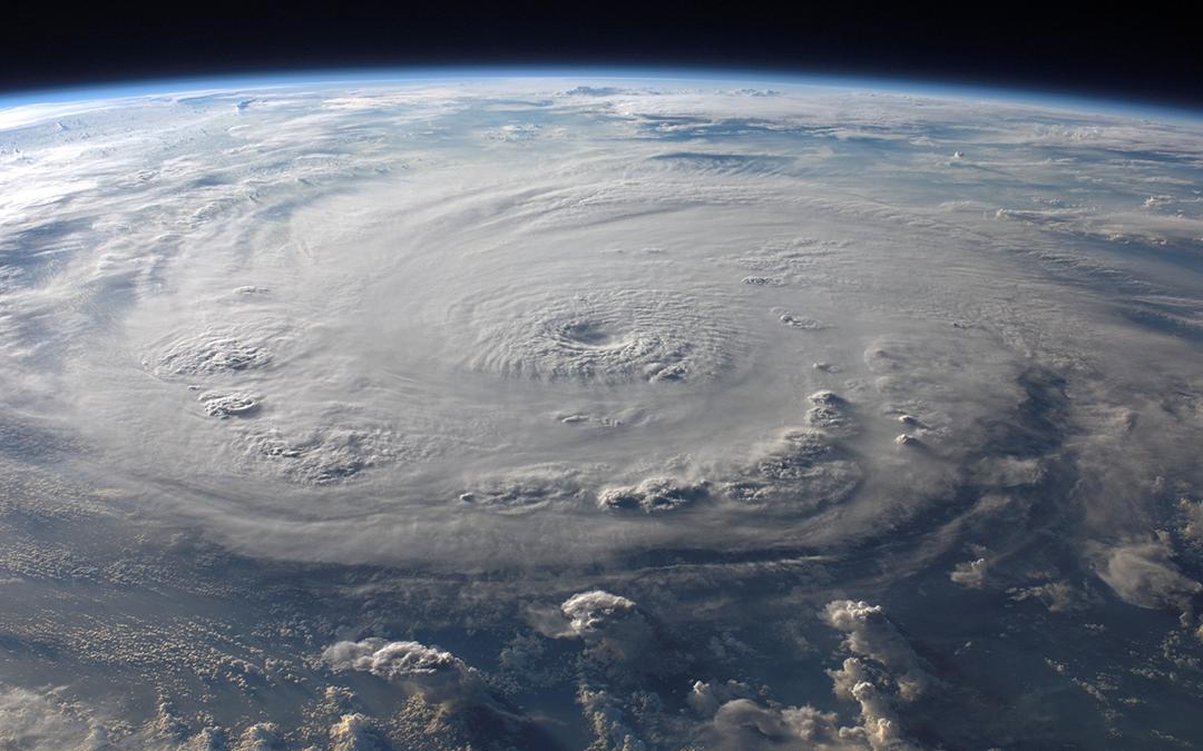 Huracán Eta, caos climático y estado colapsado